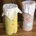 Toilet Paper Roll Musical Instrument Craft