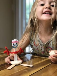 How to Make Your Own Forky Craft