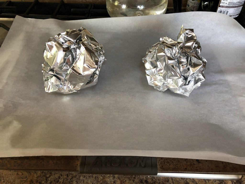 Homemade Tortilla Shell Bowls for Taco Salad