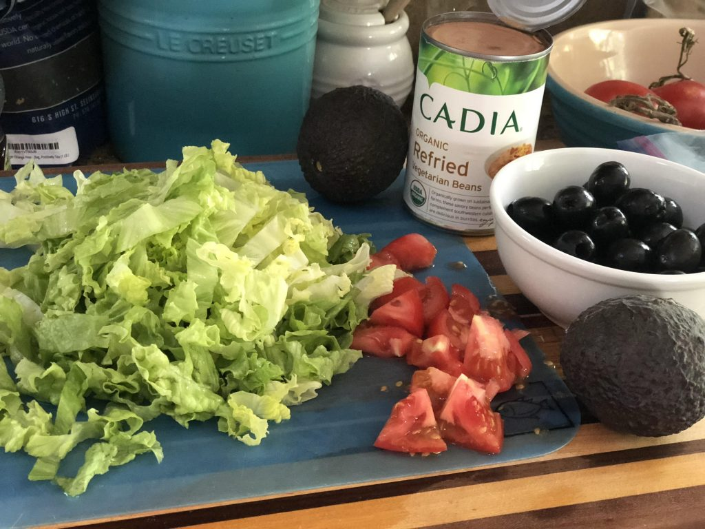 Homemade Taco Salad Recipe