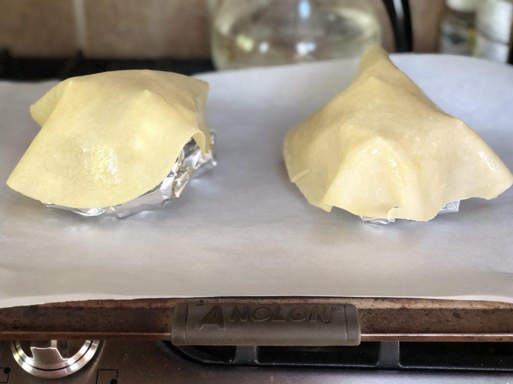 Tortilla Shell Bowls