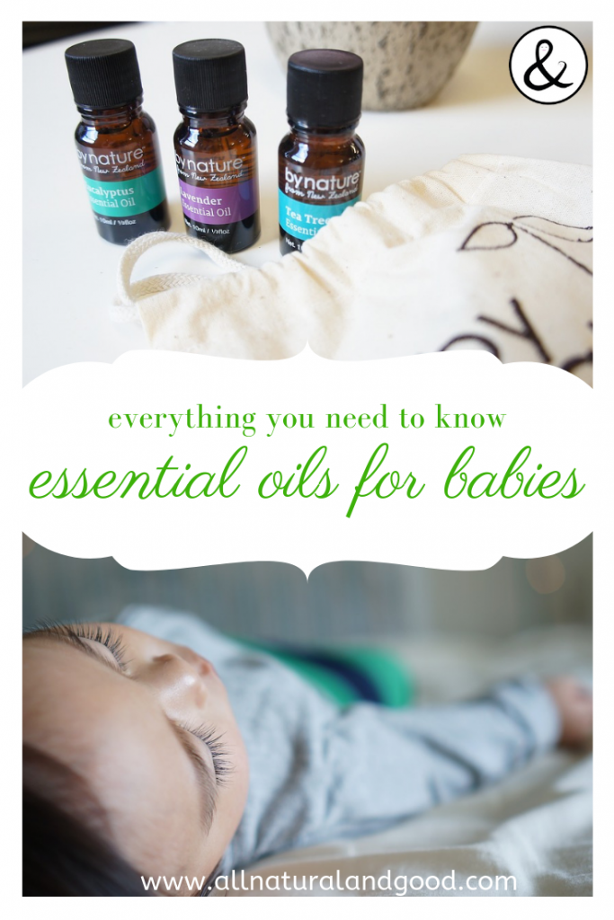 Everything You Need to Know About Essential Oils For Babies