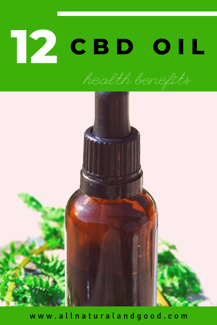 Here are 12 health benefits of CBD oil and some interesting facts about this amazing oil. Here is how to use CBD for many health issues and full body wellness. #cbd #cbdoil #cbdbenefits