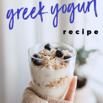 5 Minute Greek Yogurt Recipe
