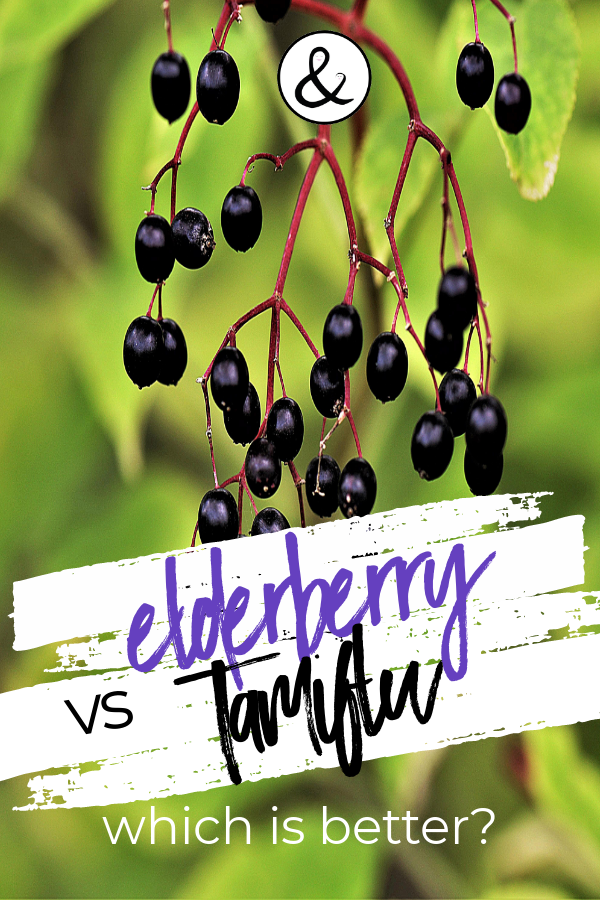 Elderberry Vs Tamiflu - Which is Better?