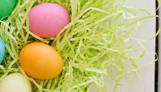 Vegan & Allergy Friendly Easter Egg Decorating