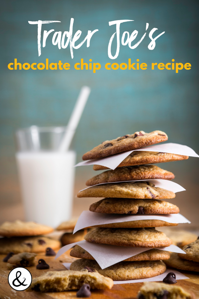 Trader Joe's Chocolate Chip Cookie Recipe