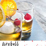Fireball Old Fashioned Recipe