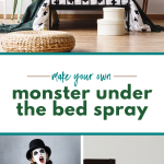 DIY Monster Away Spray