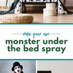 DIY Monster Away Spray