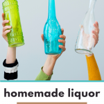 Homemade Liquor Recipes