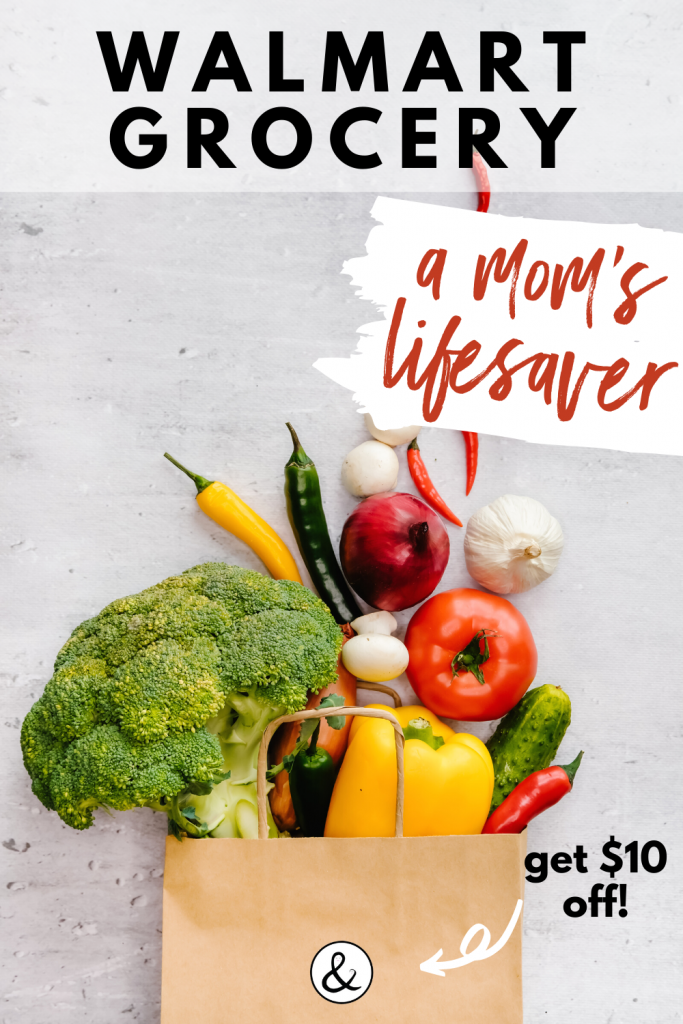 Walmart Grocery Delivery Service - A Mom's Lifesaver!