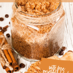 Homemade Sugar Scrubs With Free Printable Labels