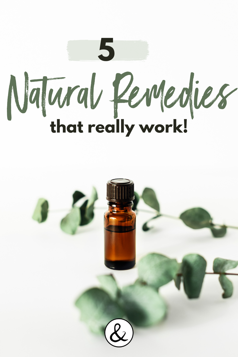 All Natural Remedies That Really Work