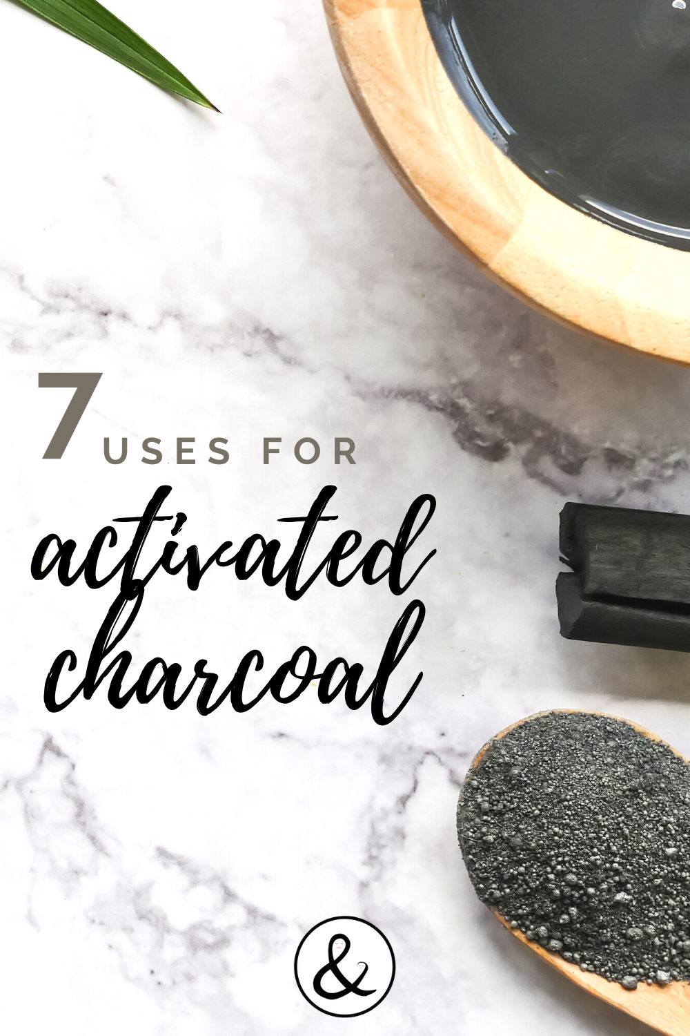 7 Seriously Awesome Uses For Activated Charcoal