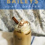 Baileys Iced Coffee Recipe