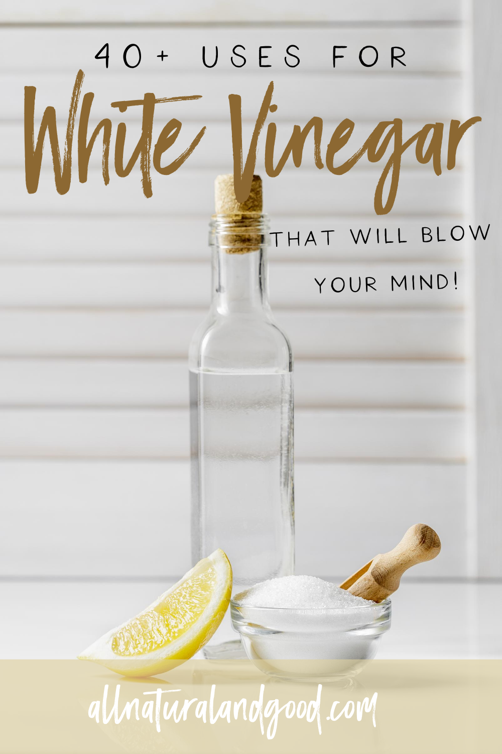 40+ Uses for Vinegar That Will Blow Your Mind