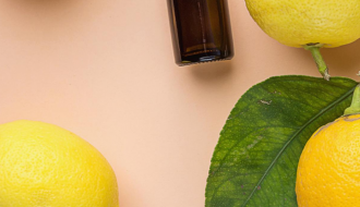 Remove Grease Spots with Lemon Essential Oil