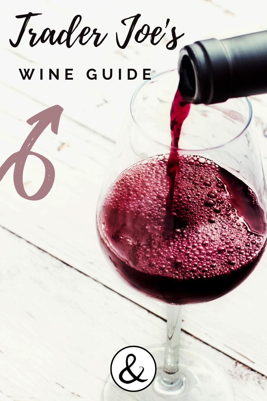 Trader Joe's Wine Guide