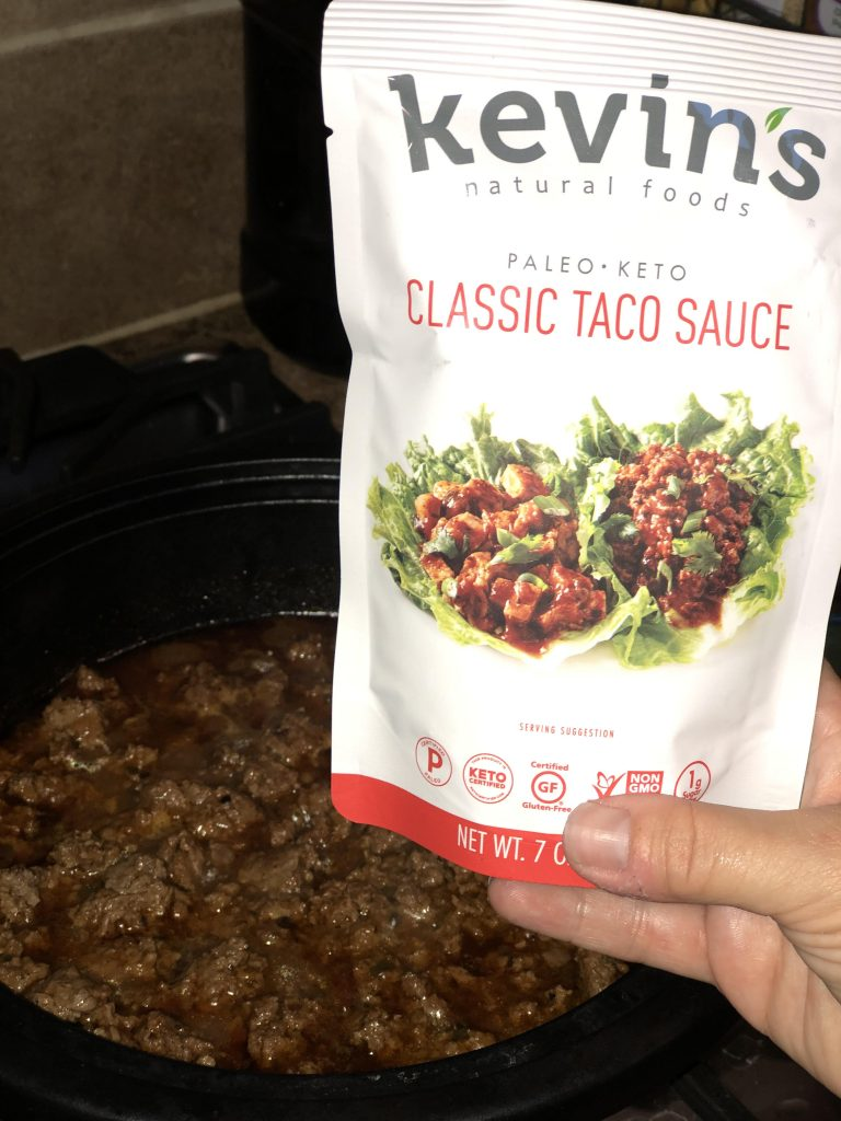 Kevin's Natural Foods Classic Taco Sauce
