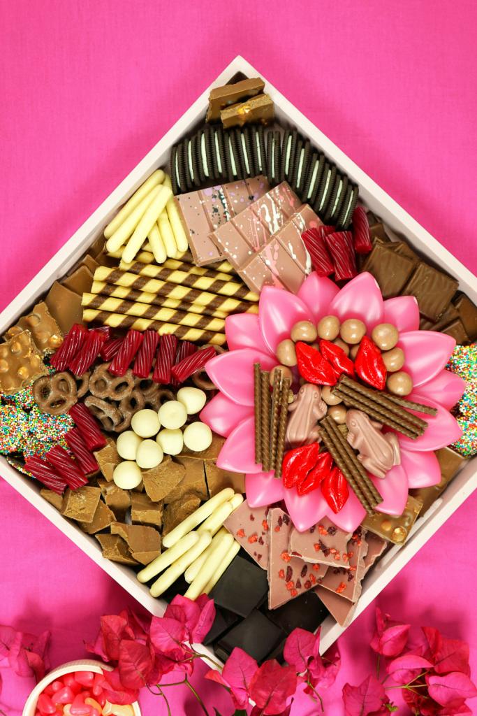 Chocolate Charcuterie Board