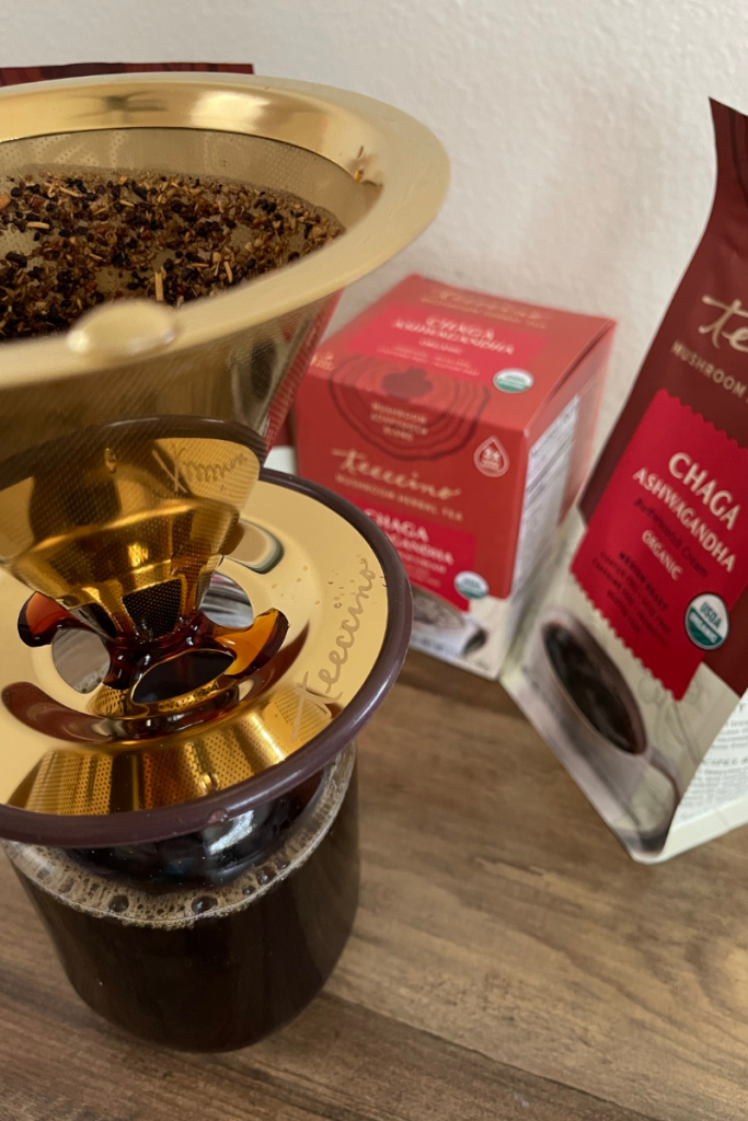 How to Brew Herbal Coffee